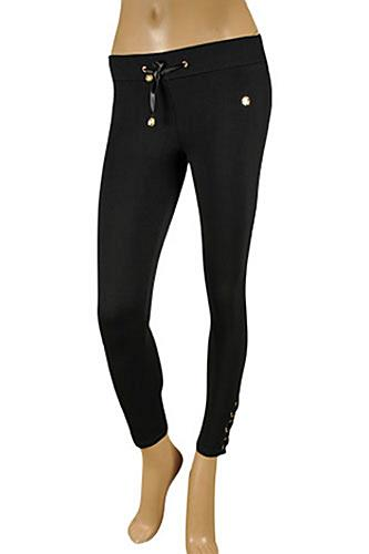 ROBERTO CAVALLI Women's Stretch Pants #106