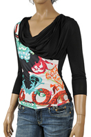 ROBERTO CAVALLI Ladies Long Sleeve Top #249