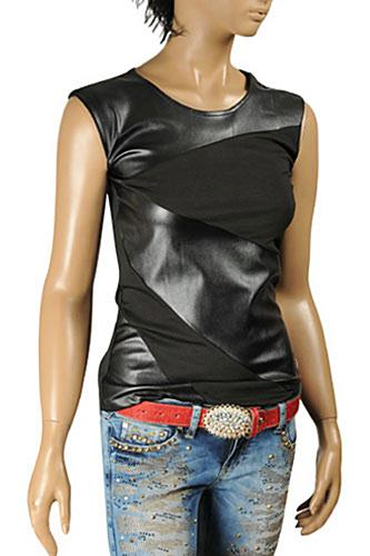 ROBERTO CAVALLI Ladies' Sleeveless Top #344