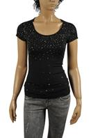 ROBERTO CAVALLI Ladies Short Sleeve Top #129