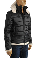 DSQUARED Men's Warm Hooded Jacket #6