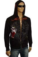 ED HARDY Cotton Hoodie, 2012 Winter Collection #2