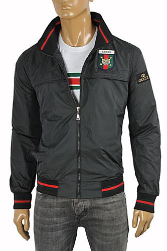 GUCCI Men's Windbreaker Jacket #153