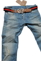 GUCCI Men's Jeans With Belt #77