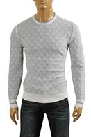 GUCCI Men's Crew Neck Knit Warm Sweater #81