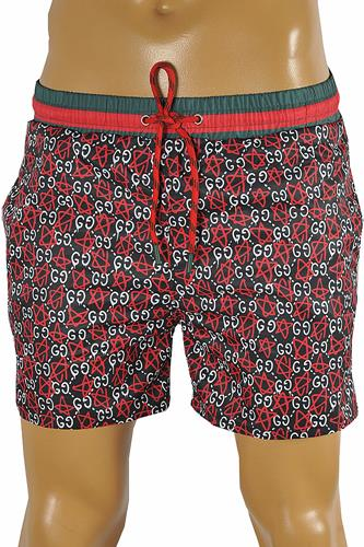 GUCCI GG Printed Swim Shorts for Men #85