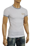 GUCCI Men's Fitted Short Sleeve Tee #129