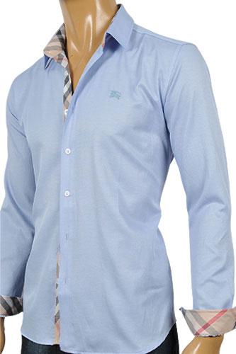 903acb31d5 Mens Designer Clothes | BURBERRY Men's Dress Shirt #16