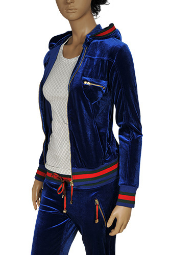 Womens Designer Clothes Gucci Ladies Tracksuit 131