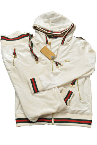 Womens Designer Clothes | GUCCI Ladies Zip Up Tracksuit #89