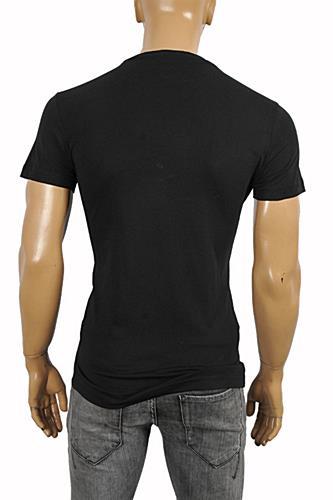 ce768df9c9f2 Mens Designer Clothes | GUCCI Men's Tiger print jersey T-shirt #219 View 3