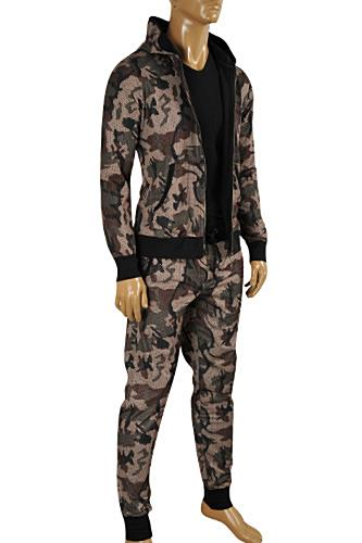 Mens Designer Clothes | VALENTINO Men's Tracksuit #1