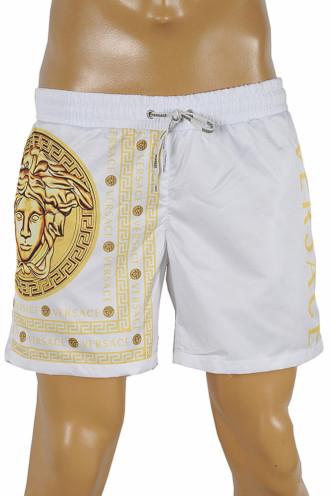 Mens Designer Clothes | VERSACE Men's Shorts 90