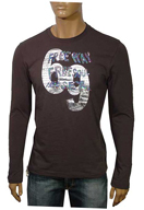 Madre Men's Long Sleeve Shirt #77