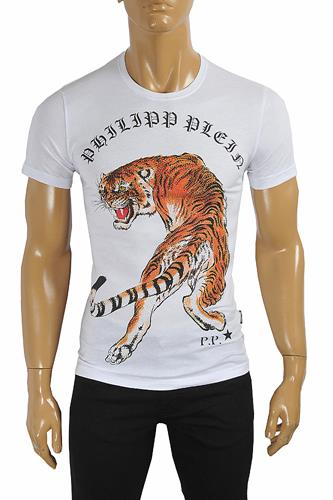 PHILIPP PLEIN Cotton T-shirt #2