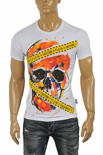 PHILIPP PLEIN Cotton T-shirt 4