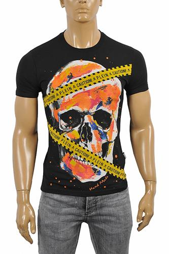 PHILIPP PLEIN Cotton T-shirt 5