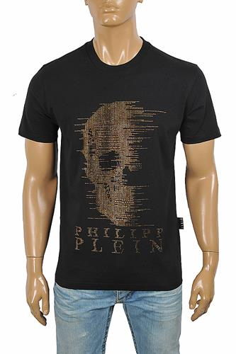 Philipp Plein studded skull crew neck t-shirt 9