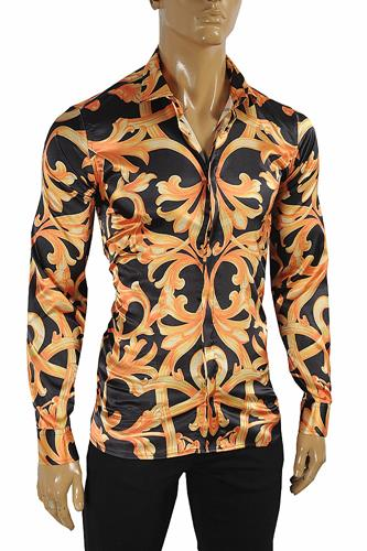 VERSACE Men's Dress Shirt 177