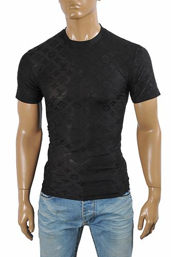 LOUIS VUITTON men's monogram t-shirt 6
